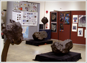 Meteorite Exhibition Services
